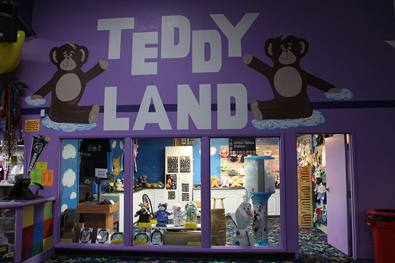 Teddyland Teddy Bear Build a Bear