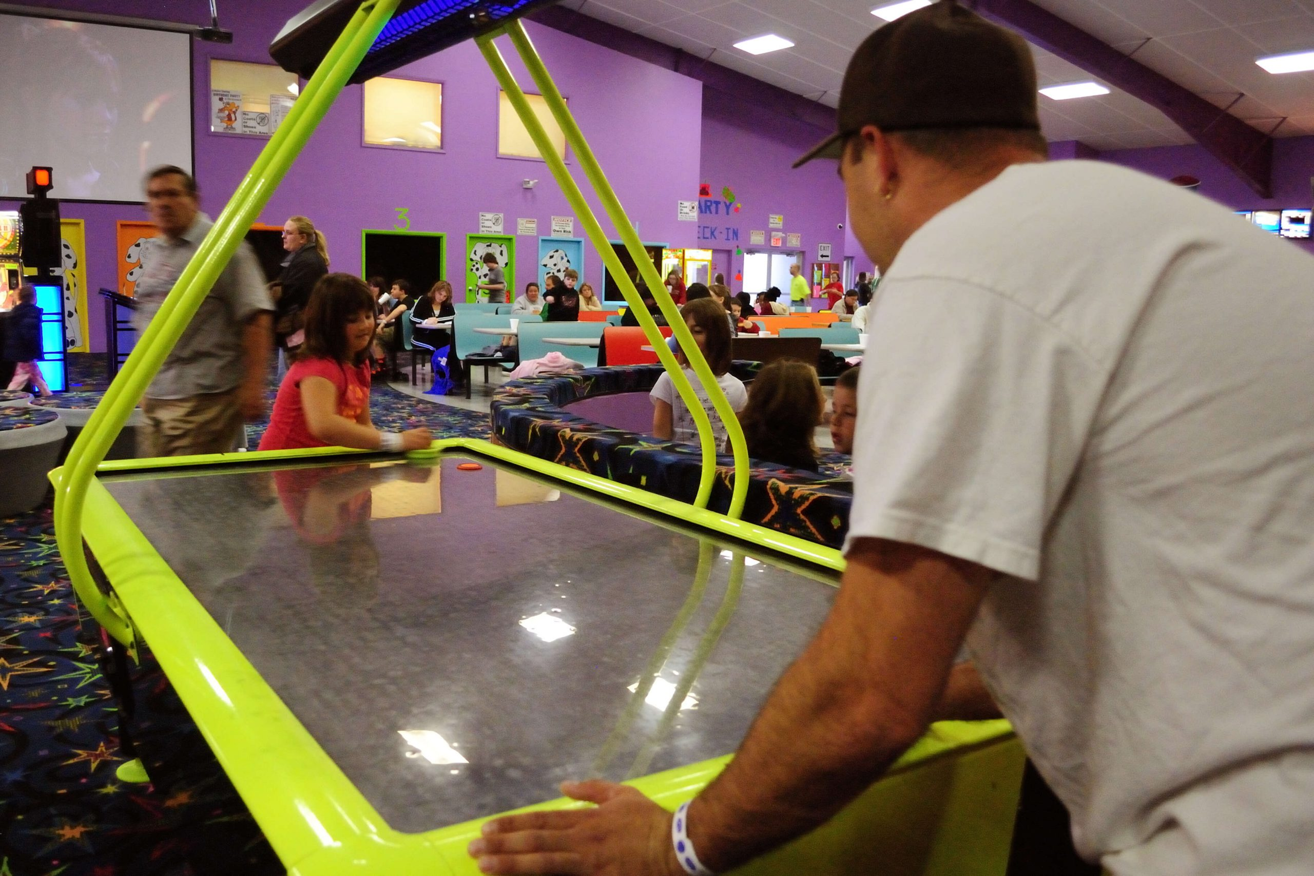 Arcade Games, Tokens, Video Games, Prizes, Air Hockey